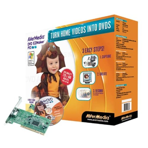 Avermedia Ezmaker DVD PCI Software Video KEE257