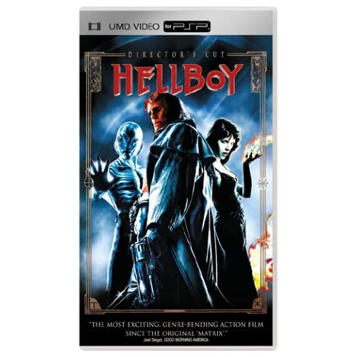 Image 0 of Hellboy Director's Cut UMD For PSP