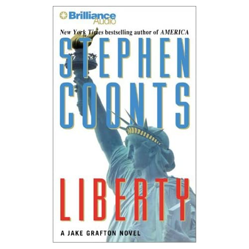Image 0 of Liberty Jake Grafton Series By Stephen Coonts And Guerin Barry Reader On Audio C