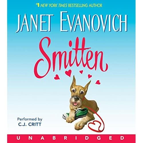 Smitten CD By Evanovich Janet Critt C J Reader On Audiobook CD By