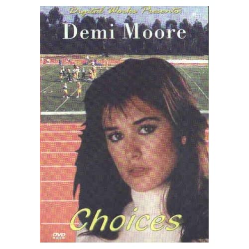 Image 0 of Choices On DVD With Demi Moore