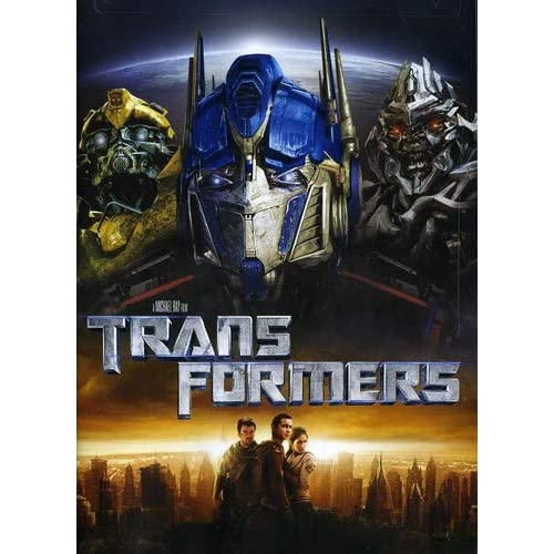 Transformers On DVD With Shia Labeouf