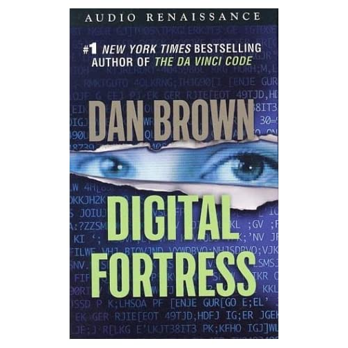 Image 0 of Digital Fortress: A Thriller By Brown Dan Sabath Bruce Reader On Audio Cassette