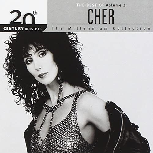 Image 0 of 20th Century Masters: Millennium Collection Vol 2 By Cher On Audio CD Album 2004