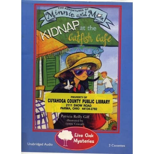 Image 0 of Kidnap At The Catfish Cafe The Adventures Of Minnie And Max Series
