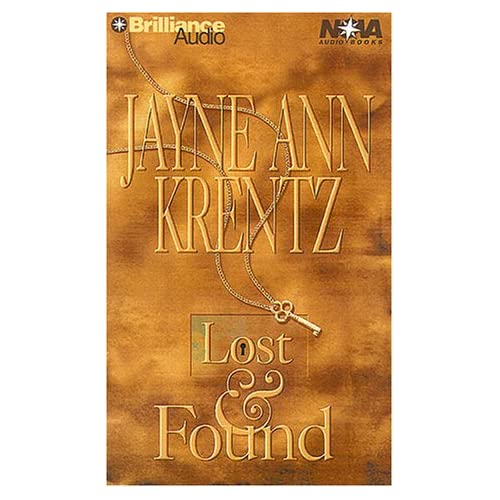 Image 0 of Lost And Found Nova Audio Books By Krentz Jayne Ann Burr Sandra Reader On Audio