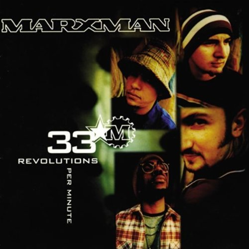 Image 0 of 33 Revolutions Per Minute By Marxman On Audio CD Album 1994