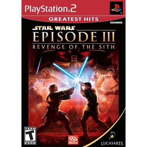 Image 0 of Star Wars Episode III Revenge Of The Sith For PlayStation 2 PS2