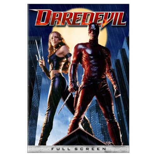 Image 0 of Daredevil Full Screen Edition On DVD With Ben Affleck