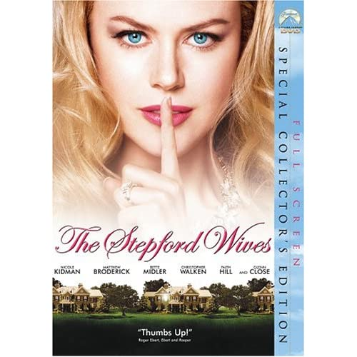 Image 0 of The Stepford Wives Full Screen Edition On DVD With Nicole Kidman