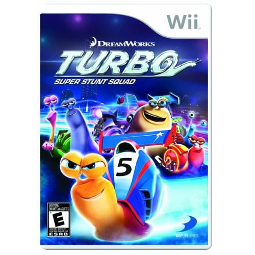 Image 0 of Turbo: Super Stunt Squad For Wii And Wii U