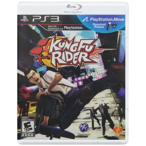 Image 0 of Kung Fu Rider Motion Control For PlayStation 3 PS3