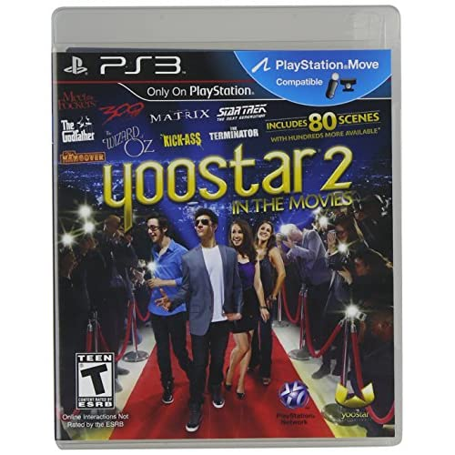 Yoostar 2: In The Movies For PlayStation 3 PS3 Music