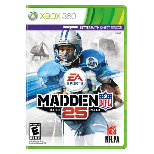 Madden NFL 25 For Xbox 360 Football