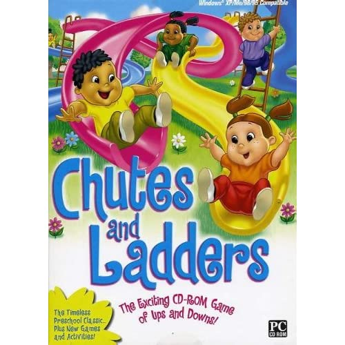 Image 0 of Chutes And Ladders Software