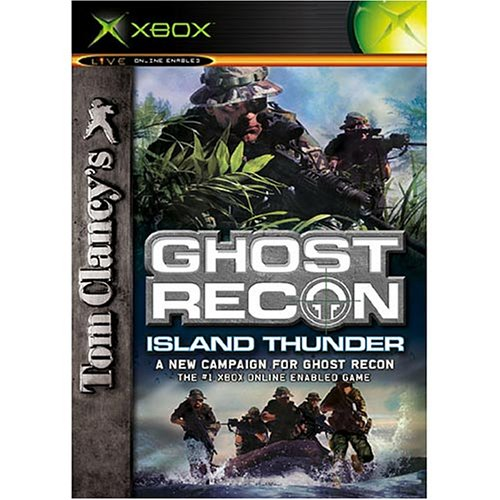 Image 0 of Tom Clancy's Ghost Recon Island Thunder Xbox For Xbox Original
