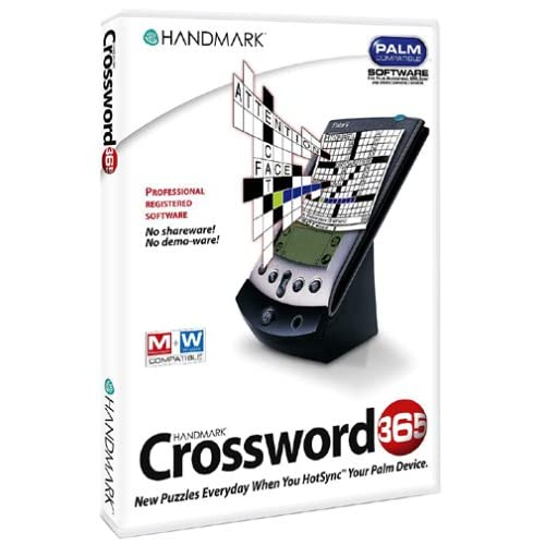 Image 0 of Crossword 365 2.0 PC Software