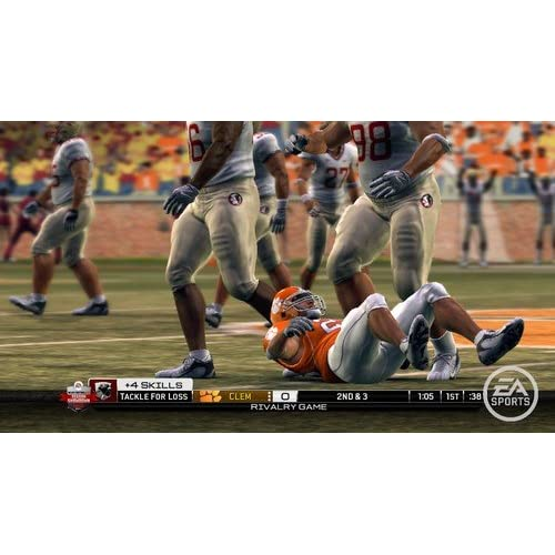Image 2 of NCAA Football 10 For PlayStation 3 PS3