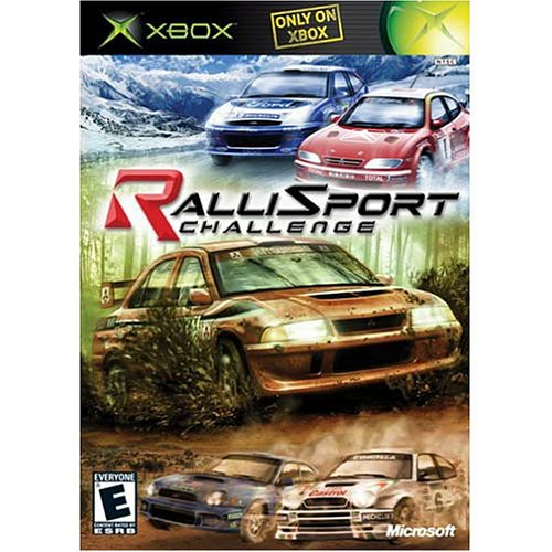 Image 0 of Rallisport Challenge For Xbox Original Racing