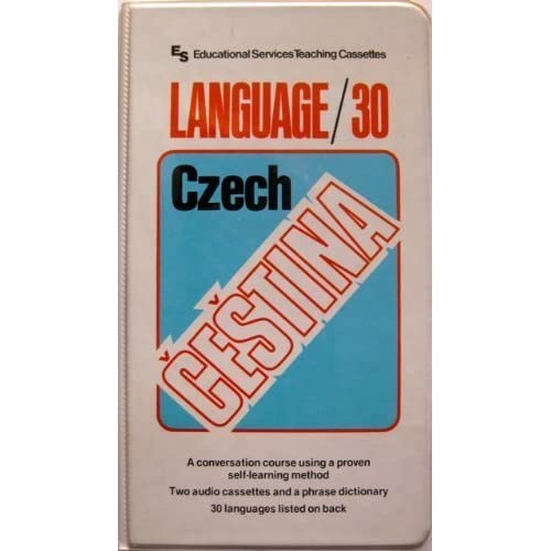 Image 0 of LANGUAGE/30 Czech On Audio Cassette
