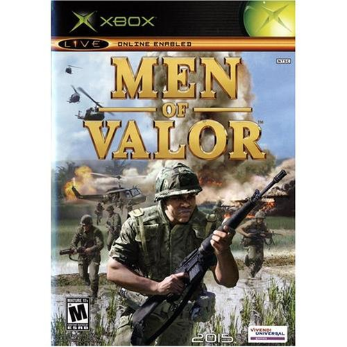 Image 0 of Men Of Valor Xbox For Xbox Original