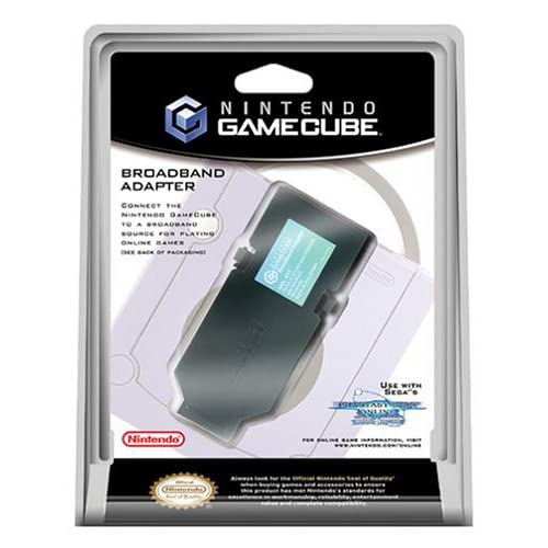 Broadband Adapter For GameCube