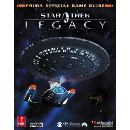 Image 0 of Star Trek Legacy Prima Official Game Guide Strategy Guide