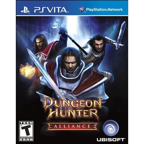 Dungeon Hunter Alliance PlayStation Vita For Ps Vita RPG