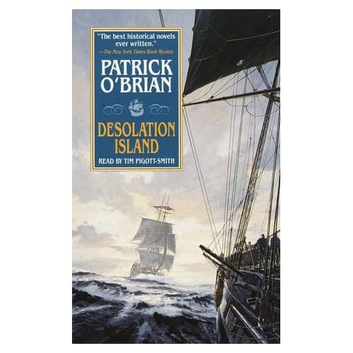 Image 0 of Desolation Island By Patrick O'brian And Tim Pigott-Smith Reader On Audio Casset