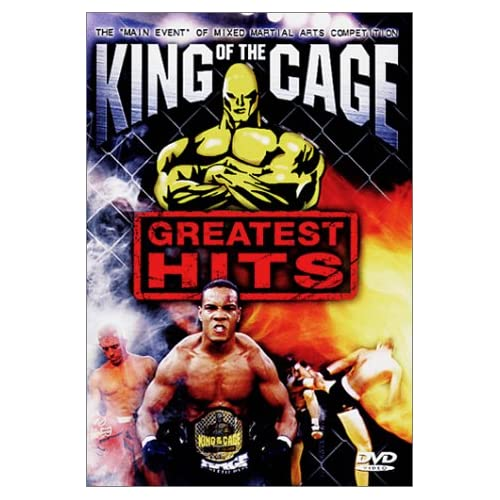 Image 0 of King Of The Cage Greatest Hits On DVD