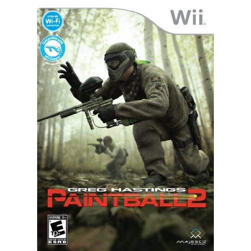 Image 0 of Greg Hastings' Paintball 2 For Wii And Wii U