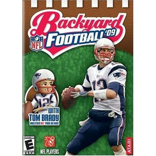 backyard football 2009 for playstation 2 ps2