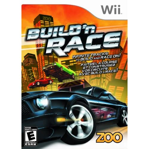 Image 0 of Build N Race For Wii And Wii U