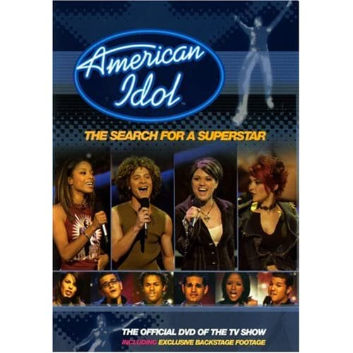 Image 0 of American Idol: The Search For A Superstar On DVD TV Shows