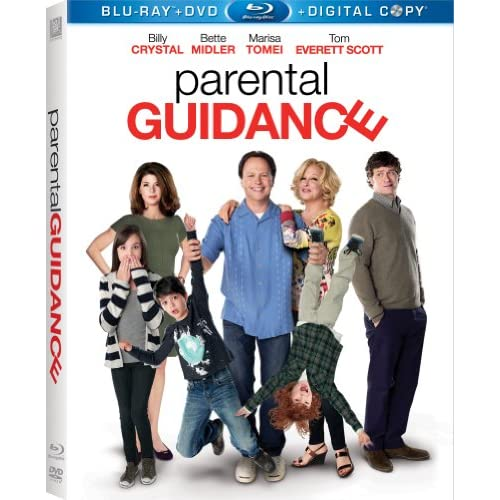 Image 0 of Parental Guidance Blu-Ray On Blu-Ray With Billy Crystal Comedy