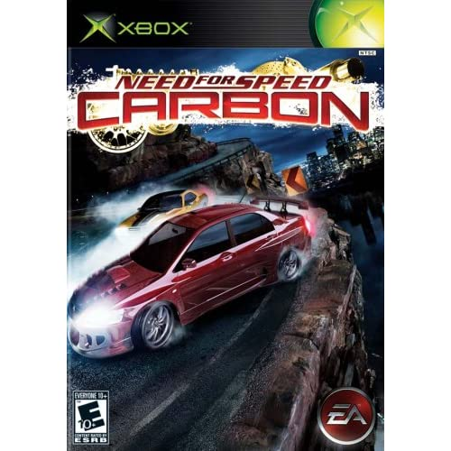 Old Xbox Games Racing Games : Need for speed carbon xbox original racing