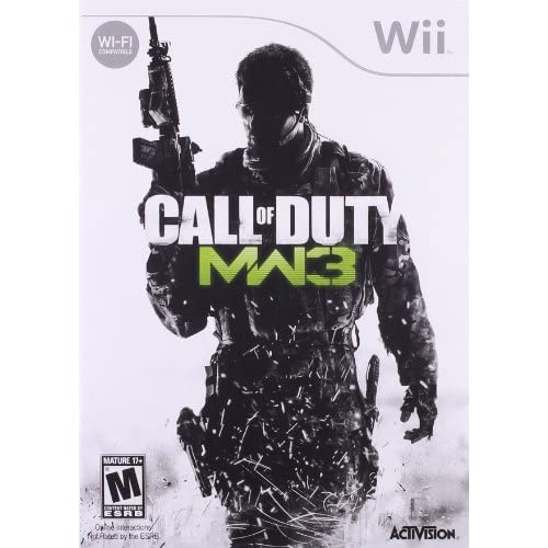 Image 0 of Call Of Duty: Modern Warfare 3 For Wii COD Shooter