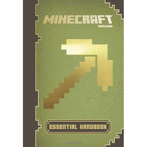 Minecraft: Essential Handbook: An Official Mojang Book Strategy Guide