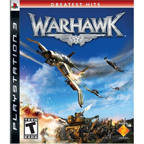 Warhawk No Headset For PlayStation 3 PS3