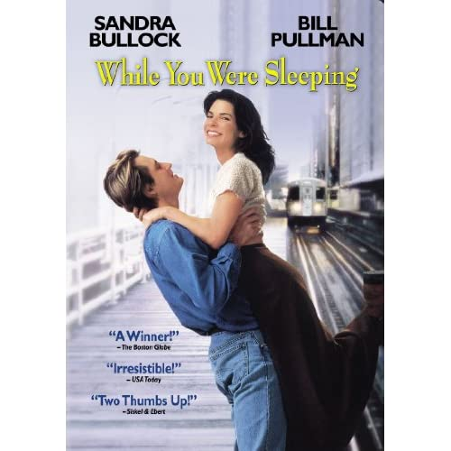 While You Were Sleeping On Dvd With Sandra Bullock
