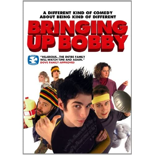 Image 0 of Bringing Up Bobby On DVD With Alexander Hinsky Comedy
