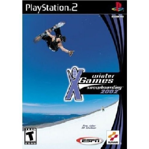 ESPN Winter X-Games: Snowboarding For PlayStation 2 PS2
