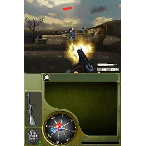 Call Of Duty 2 3ds : Call of duty world at war cod shooter for nintendo ds dsi
