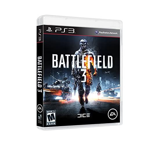 Battlefield 3 For PlayStation 3 PS3 Shooter