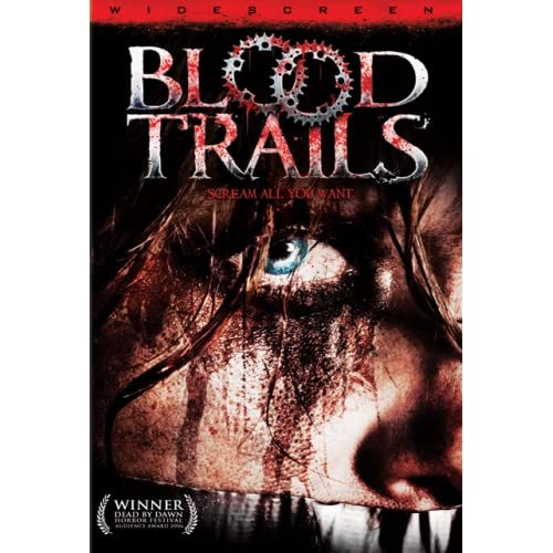Image 0 of Blood Trails On DVD With Rebecca Palmer