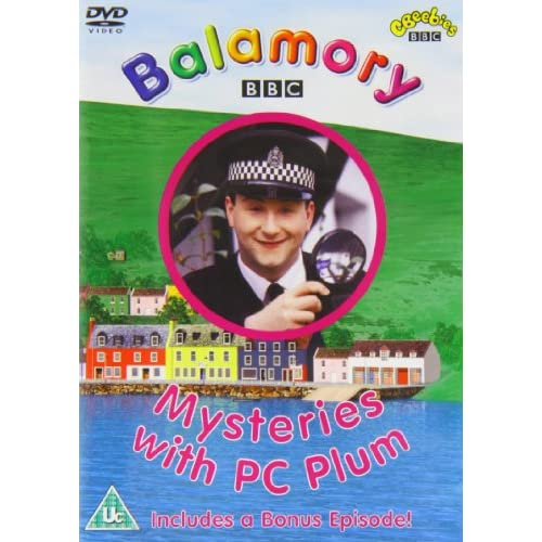 Image 0 of Balamory: The Christmas Collection Region 2 On DVD With Julie Wilson Nimmo