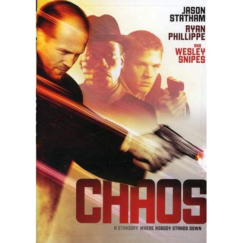 Image 0 of Chaos On DVD With Jason Statham