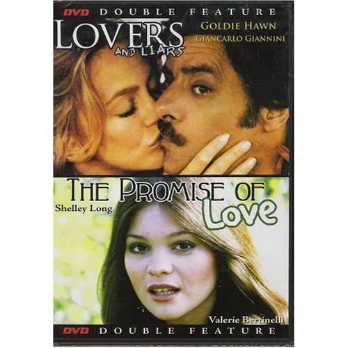 Image 0 of Double Feature Lovers And Liars / The Promise Of Love On DVD Drama