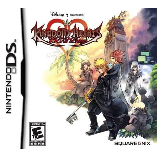 Image 0 of Kingdom Hearts 358/2 Days For Nintendo DS DSi 3DS Fighting
