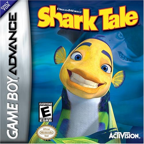 Image 0 of Shark Tale For GBA Gameboy Advance